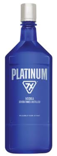 Platinum 7X Vodka 1.75l